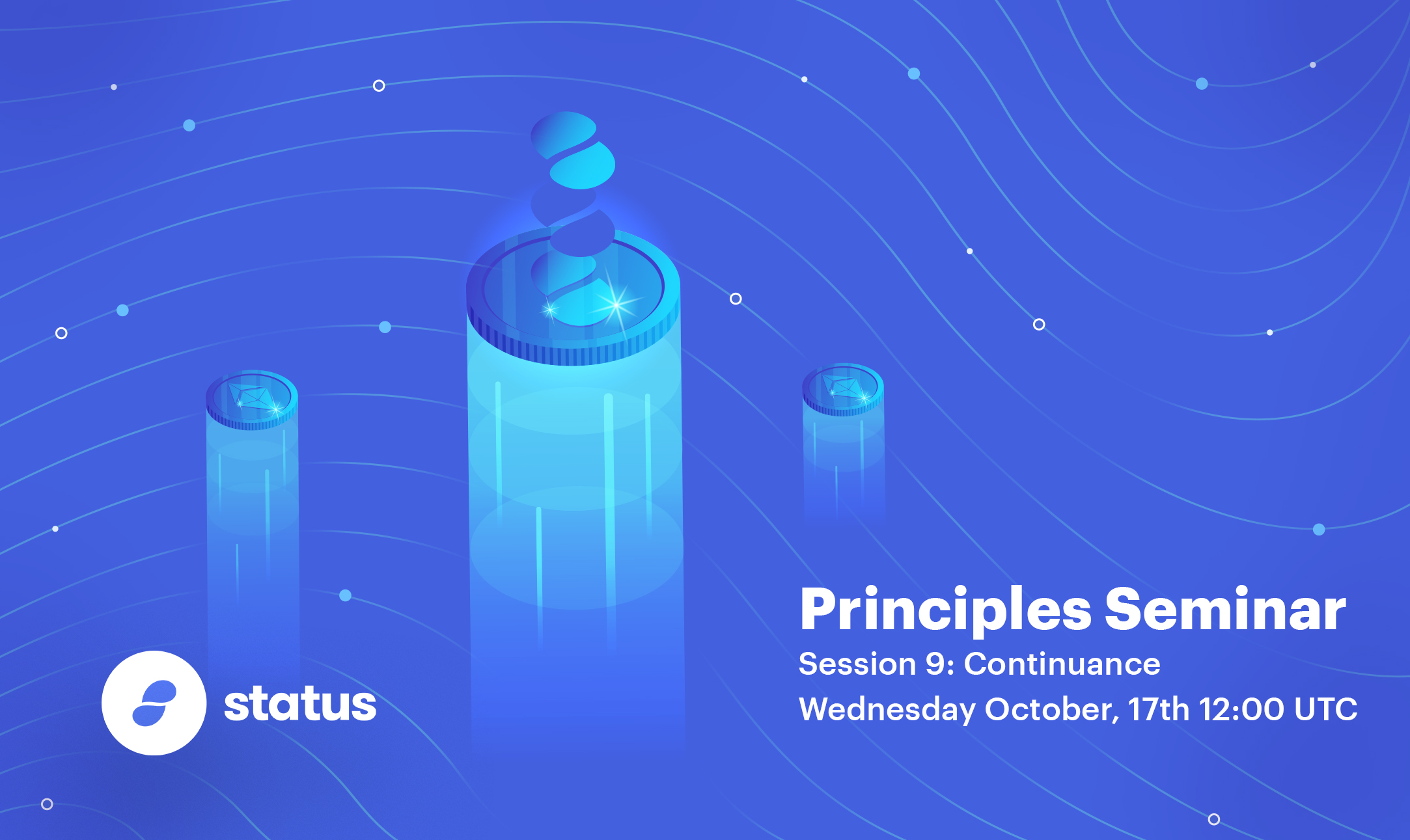 Principles Seminar - Session 9: Continuance