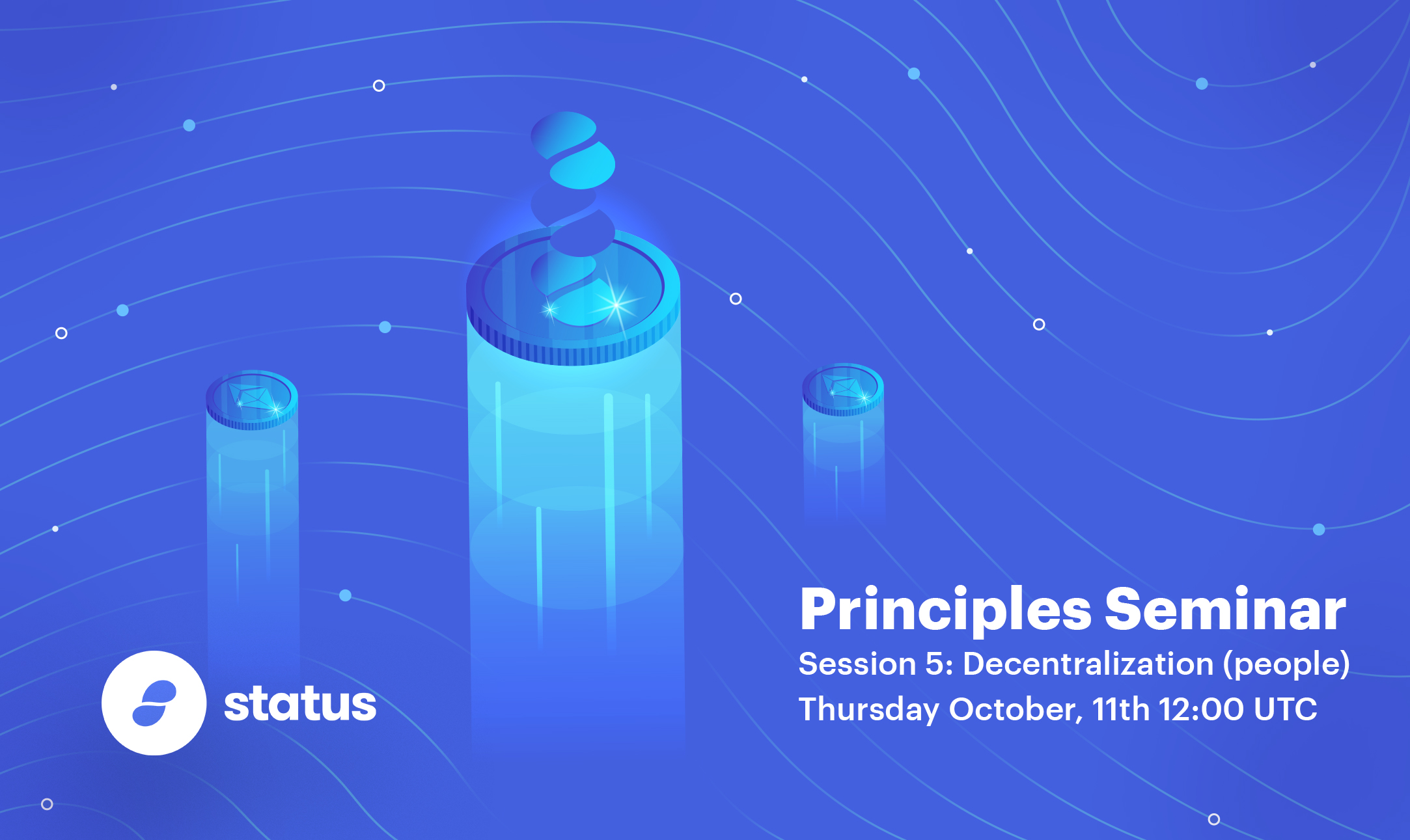 Principles Seminar - Session 5: Decentralization (people)