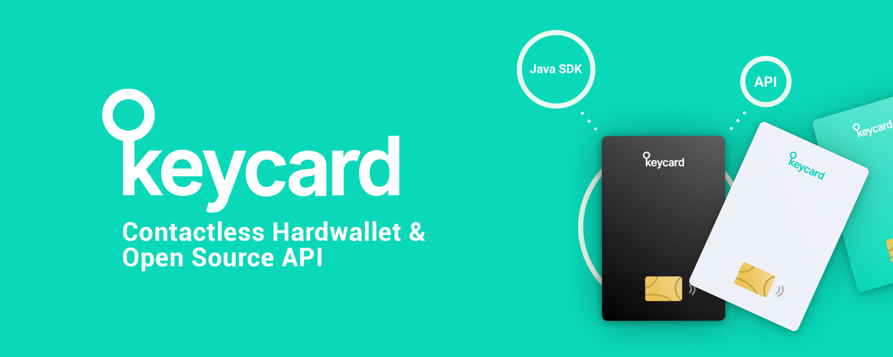 Introducing Keycard - The secure, contactless hardwallet & open source API
