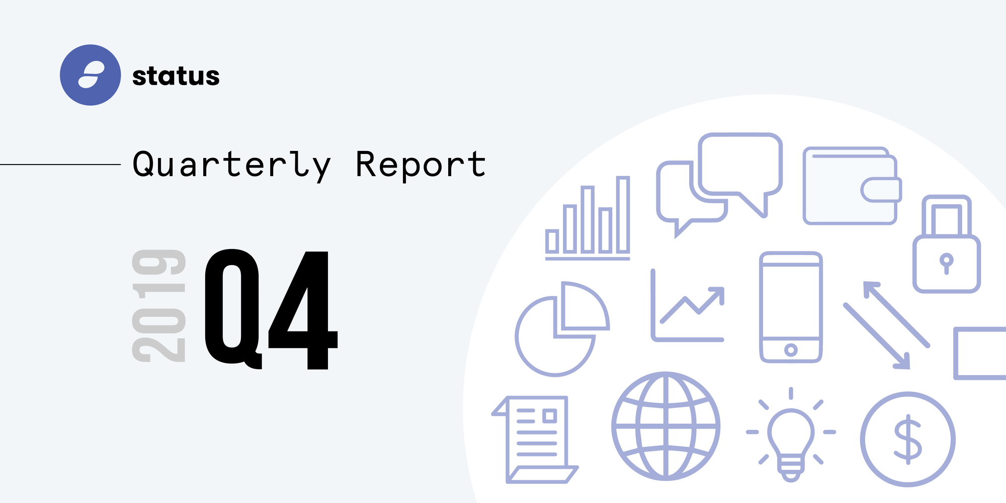 The Status Network Quarterly Report - Q4 2019