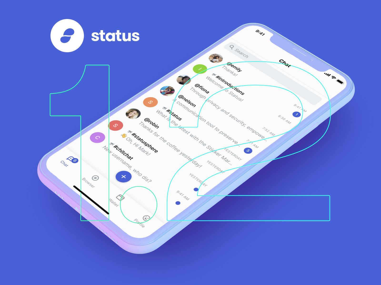 Status Launches Private Peer-to-Peer Messaging Protocol