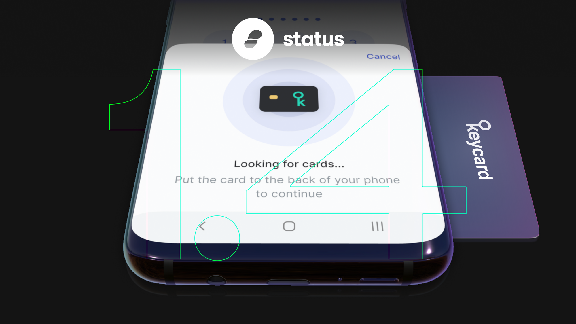 Status App Introduces Integration with Keycard – the Contactless Hardware Wallet