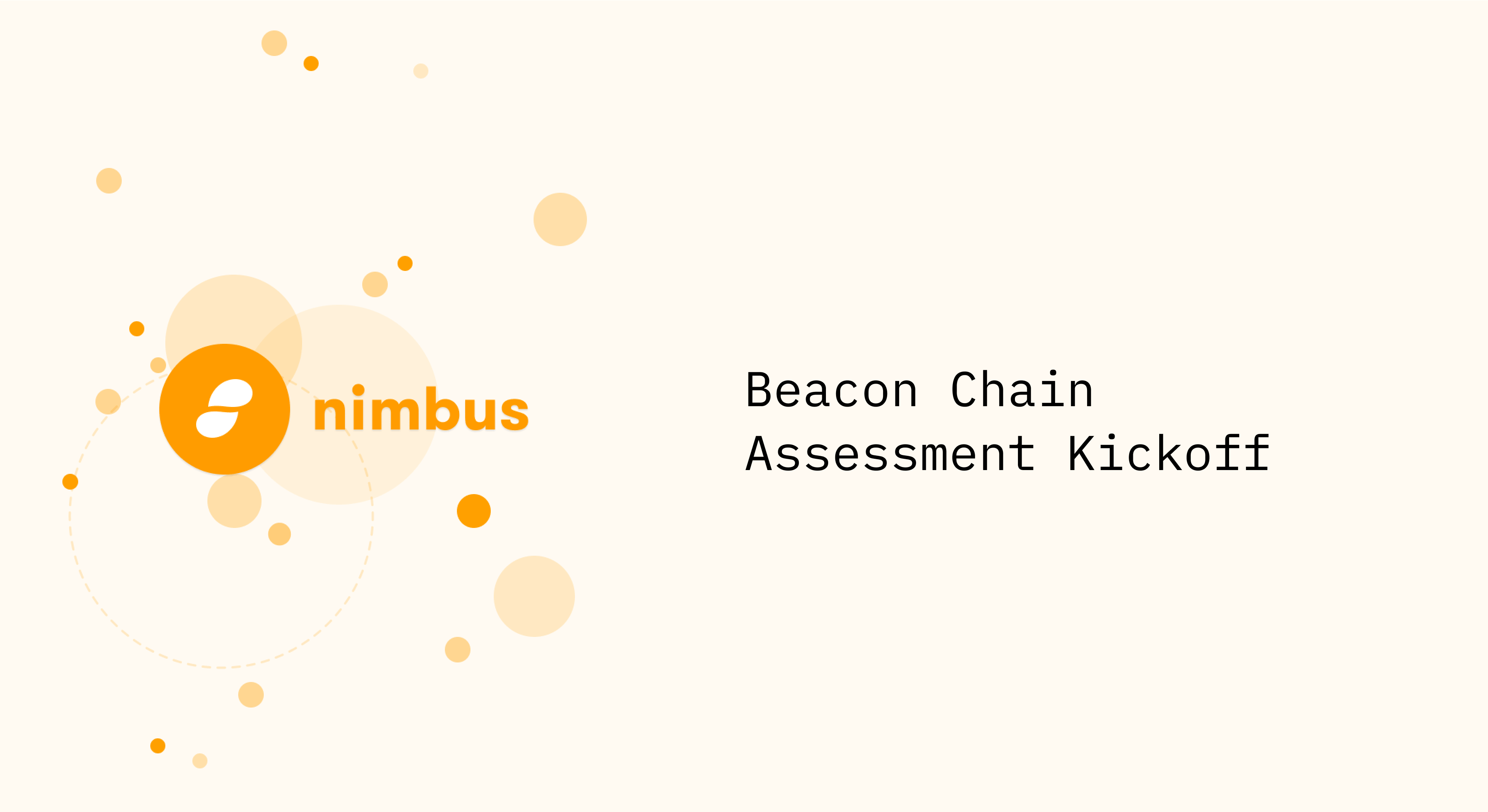 Nimbus Beacon Chain Assessment Kickoff