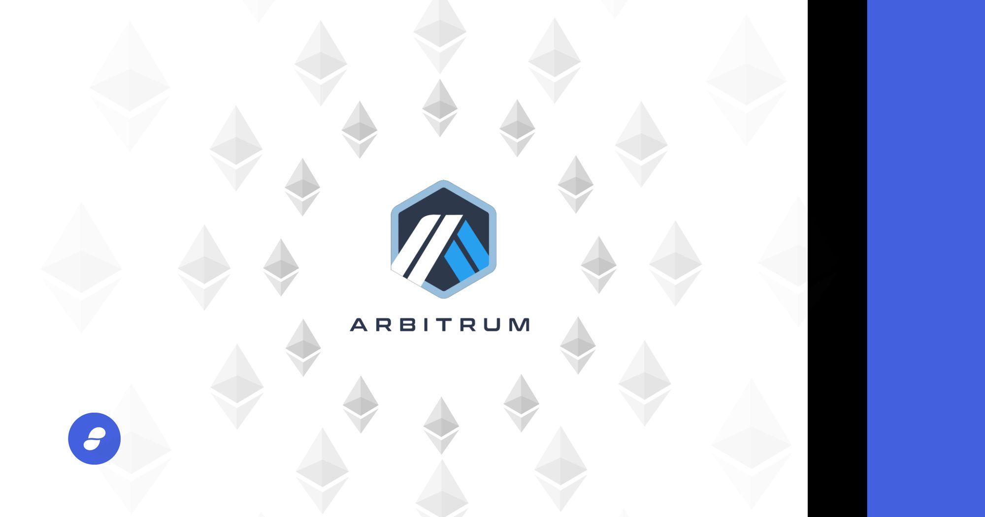 Arbitrum is bringing scalability to Ethereum
