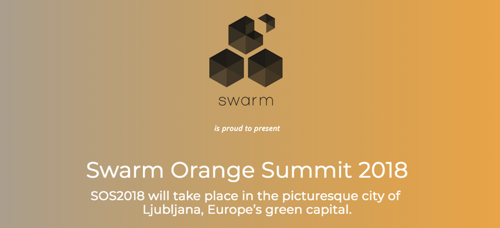 Swarm Orange Summit Notes
