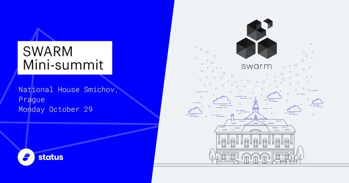 SWARM Mini-summit at the National House Smíchov