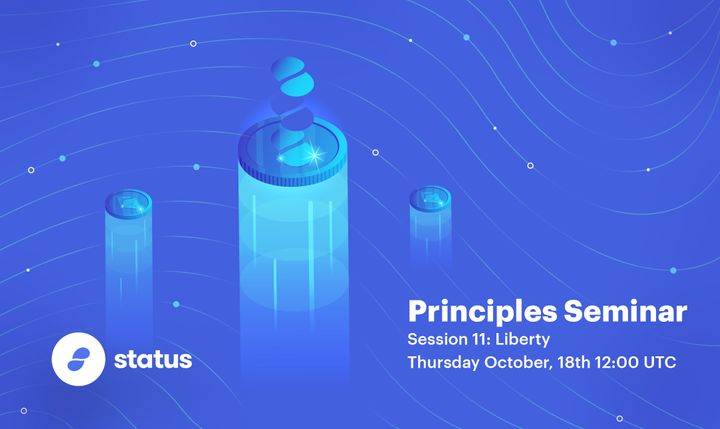 Principles Seminar - Session 11: Liberty