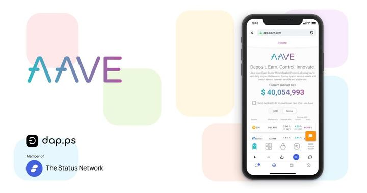 DeFi with Aave: Open Source Borrowing & Lending