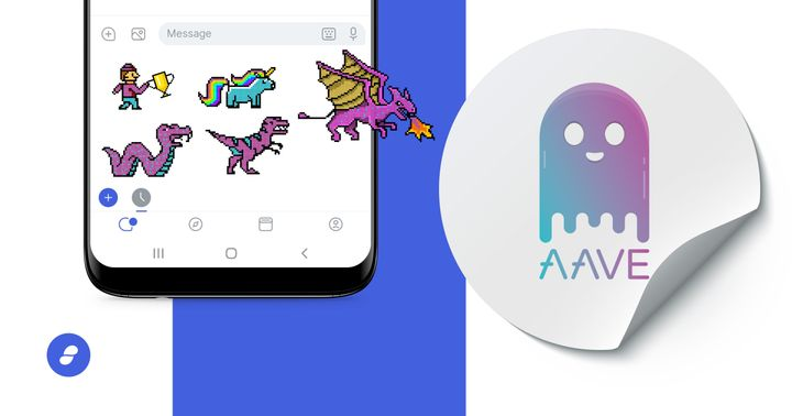 Aave x Status: Sticker Design Competition