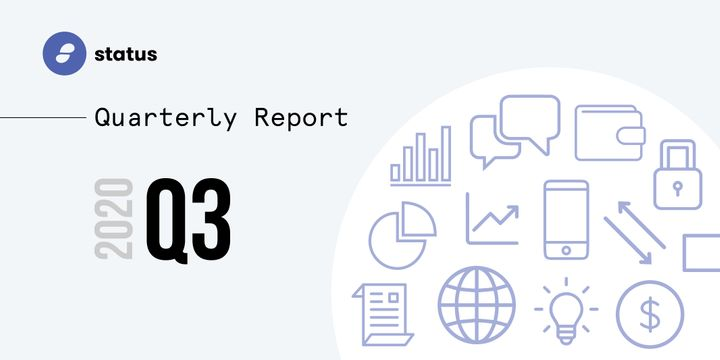 The Status Network Quarterly Report - Q3 2020