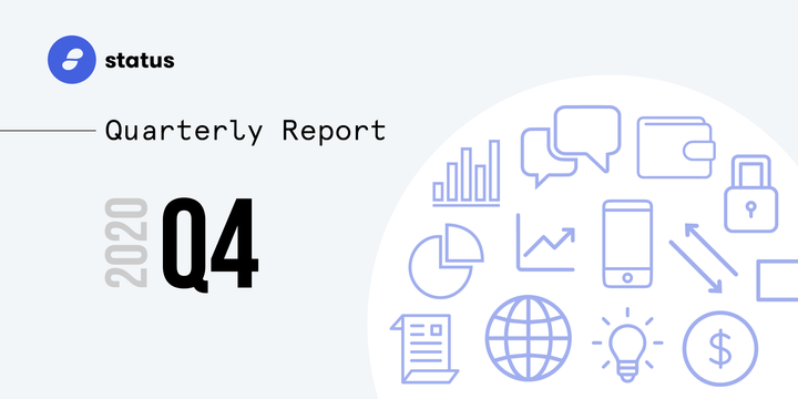 The Status Network Quarterly Report - Q4 2020